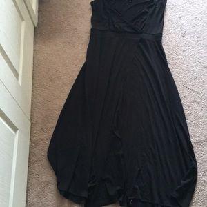 Torrid — Long sleeveless dress — size 2 [ plus ]